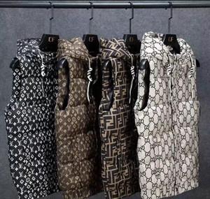 2020 kış ceket kadın ve erkek yelek yaka dışında Avrupa pamuklu yelek ekmek aşınma gevşek pamuk ceketinin aynı stil