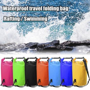Outdoor Waterproof Dry Sack Storage Bag Rafting Sport Travel Swimming Bags Dry