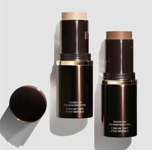 2020 nouvelle marque de maquillage traceless Fondation bâton 15g invisible 4pcs / lot Livraison gratuite