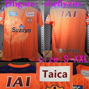 20 21 League J1 Shimizu S-Pulse Soccer Jersey Home Оранжевый футбол Takeuchi Elson Dutra Kaneko Kawai Ishige Shirasaki 2020 футболка