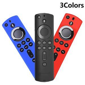 5,6 pouces Mini Silicone feu TV Télécommande Media Player protection en silicone Accessoires pour téléviseurs