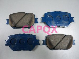 CAPQX Front PAD KIT DISC BRAKE 04465-30330 0446530330 For REIZ MARK X 2005-2007 2010-2013 CROWN 2004- 2010 2011 2012 2015