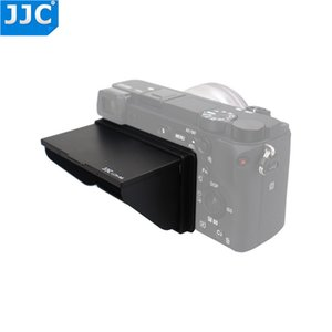 New Hot Professional JJC LCH-A6 LCD Hood Protector Screen Cover for Sony A6000 A6300 A6400 A6500 Camera Casecustom