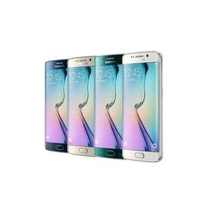 Samsung Galaxy S6 borda S6edge G925A G925T G925T Octa Núcleo 3GBRAM 32 GBROM 4G LTE 16MP Câmera GPS WIFI Bluetooth Original telefone recondicionado