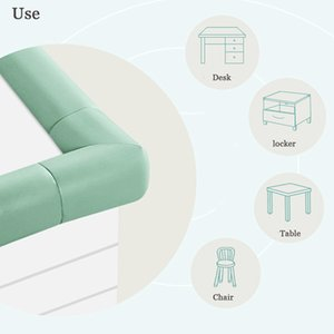 2M Baby Safety Table Corner Protector Anti-collision Angle Strip Child Safety Baby Desktop Corner Angle Table Edge Protector