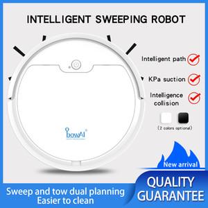 OBOWAI Aspirapolvere OB8S 3in1 Sweeper per la pulizia della famiglia Macchina per la pulizia Spazzatura del robot Drag Sweep Sweep Electronic Buffer uso domestico