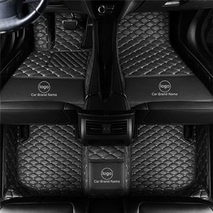 ZHIHUI Custom Car Floor Mats for Land Rover Discovery 3 Range Rover Sport Evoque Car Mats Alfombras Coche Alfombrilla Coche