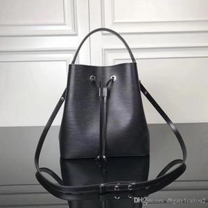 borse a tracolla NEONOE originali Noé secchio di cuoio borsa donne famoso fiore borse marche stilista stampa crossbody TWIST borsa