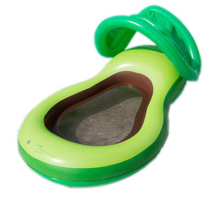 maille gonflable matelas à eau air flottant eau Lounger lit gonflable Piscine flotteur piscine hamac avec filet pour adultes enfants