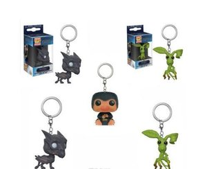 Funko POP Fantastic Beasts keychains The Crimes of Grindelwald Thestral Pickett Action Figure Collection Model Toy
