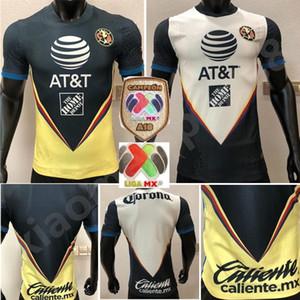 Versione del giocatore G. Dos Santos 20 21 Home America Jersey Soccer R.Sambueza P.AGUILAR 2020 2021 Away Mexico Club Camicia da calcio Donne