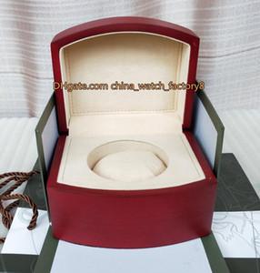 أوراق صندوق حار بيع عالية الجودة AP البحرية ووتش الأصل الأحمر صناديق الخشب اليد لل15400 15710 15703 26703 26470 3120 3126 الساعات