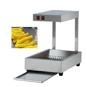 Makina Sıcak Mama Isıtıcı Vitrin LLFA Isınıyor ticari kullanım 220v Elektrik İspanyol Churros Isıtıcı Gıda Atıştırmalık Görüntü
