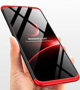Xiaomi Mi 9 Full 보호 커버 Xiaomi Mi 9 SE Mi9 케이스 휴대 전화 쉘용 초박형 하드 PC 뒷면 커버