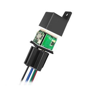 Car Auto GPS Locator Relé Posicionamento Rastreador Mini Alarm gratuito Plataforma Anti-roubo de rastreamento