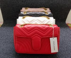 2019 Горячее надувательство Классический дизайн Top Real овчины LOEWS Женщины Бизнес сумки Lady Последние моды Делюкс плеча сумочку Работа макияж сумка