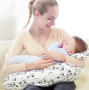 베개 WY09Q 잠자는 아기 수유 베개 간호 임산부 베개 만화 창조적 인 아기 엄마 베개 분리 청소 U 모양