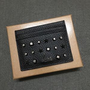 suporte de couro dos homens de moda e suporte fino mini-cartão de identificação cartão de crédito saco de cartão de multi-cartão requintado luxo carteira das mulheres