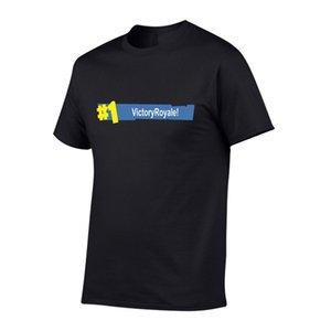 Fortnite Spiel Fort Nacht Thema Brand New Color Box Logo Rundhals-T-Shirt der Sommer-neue Männer Frauen T Hip Hop Lässiges T-Shirt 2020