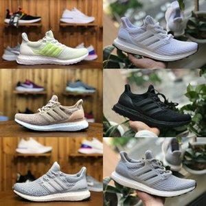 2019 Adidas Ultraboost 3.0 Shoes New Ultra boost 4.0 Oreo CNY Stripe Blu Grigio Uomini pattini correnti delle donne scarpe classiche Ultraboost sportive