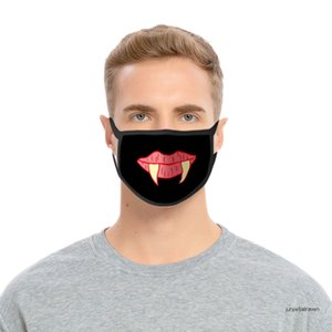 WholesaleAnd Haze-proof Printed Mask Non-disposable Dust-proof Adult Children's Cotton Gauze Washable Mask