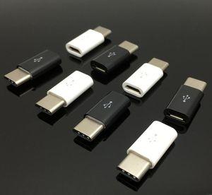 Cyberstore Micro USB al Tipo C del caricatore del cavo adattatore USB per Macbook xiaomi mi4c Nexus 5X USB 3.1