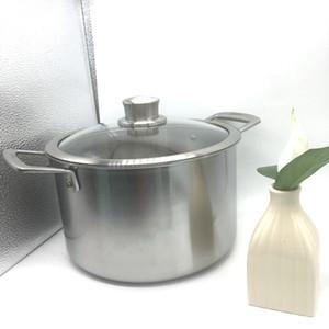 Mejor precio olla de sopa de titanio puro 2.3mm de espesor olla de camping de titanio grande olla olla utensilios de cocina de diferentes tamaños fábrica al por mayor