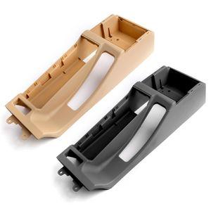 Areyourshop Araba Merkezi Konsol Kolçak Trim Bankası Fit For BMW E46 325i 328i 02-06 Sol El Brive Araç Oto Aksesuarları