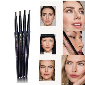 BEAUTY GLAZED Eyebrow Pencil Waterproof Natural Double Ended Super Slim Long Lasting Eyebrow Pen Tatoo Makeup Beauty Cosmetic