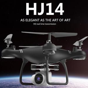Kamera HD 1080P WIFI FPV Uçağı ile Katlanabilir Uçak Selfie'nin RC Quadcopter Drones