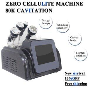 2020 new Vacuum RF Machine ultrasonic rf Slimming body fat loss ultrasonic cavitation machine vacuum laser slimming systems