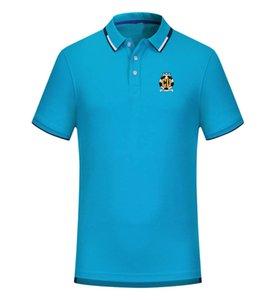 Cambridge United FC 2020 de manga corta de la solapa de la camisa de polo de la primavera y el verano de algodón de fútbol nuevo polo de los hombres puede ser DIY camisa de las camisetas de los hombres personalizados