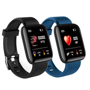 116 PLUS samsung smart watch Blood Pressure Heart Rate Monitor Sports Bracelet Waterproof montre intelligente xiaomi smart watch