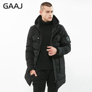 GAAJ  Winter Jacket Men Warm Thicken Coat High Quality Famous Fashion Parkas Elegant Business Plus Size 3XL #HJY90