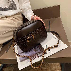 Charismatic2019 Red Network Ns Диагональная сумка Женщина Новая модель Корейская универсальная наклонная приливная цепочка на одно плечо Модная упаковка
