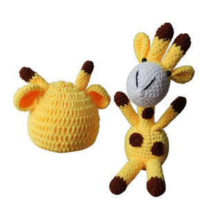 Small Animal Hat Toy Early Learning Toy Photo Props