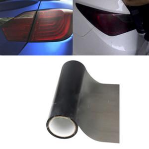 Practical Auto Smoke Fog Headlight Taillight Tint Vinyl Wrap Film Sheet Sticker