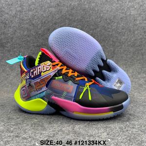 HQ Спорт Trainning Brandshoes дышащий в реальных боевых действиях Menbasketball обувь Почему не 0,2 Мужчины Designersport обувь Размер 40-46 20022104W