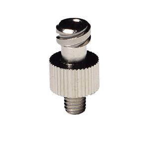 M5 syringe barrel luer lock adapter with screw end optional for liquid ,glue subpackaging