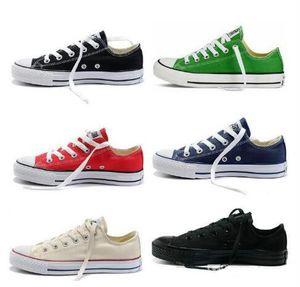 2019 New canvas 스타 shoes men shoes Low (High) Unisex men 운동화 women sneakers shoes all size 35-45