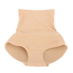 Culotte de femme sans couture taille haute amincissant la culotte Body Shaperwear Underwear Sexy Ladies Underwear