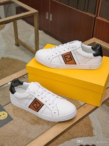 20FW Modische Jugend Herren-Schuh-beiläufige Unisex weißen Turnschuhe Breathable Gehen Schuhe Männer Frauen Red Lace Up Wohnungen YETC5