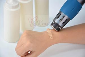 250g HIFU IPL ELIGHT RF gel de ultra-som ultra-som gel de arrefecimento para a máquina de perda do emagrecimento do cuidado da pele gordura