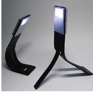 Rechargeable Led Book lights chargeable flat led USB Charge fold bending adjust Reading lights Night light