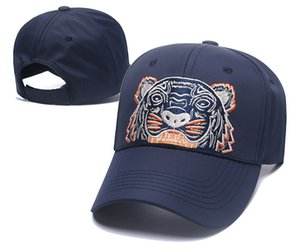 Luxury Embroidered high quality Baseball Cap Men's Golf snapback cap Designer fashion style animal tiger hat
