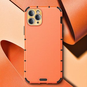hard Shockproof Phone case Full protective phone cover colorful for iphone 11 pro 11 pro max 6 7 8 plus x xs