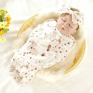 Emmababy Brand Toddler Newborn Kids Baby Cotton Soft Swaddle Blanket Wrap Towel Robe Sleepwear 2019 Summer Soft Fashion Robes