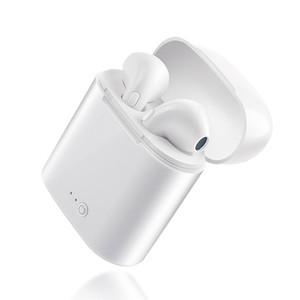 مصغرة I9S TWS التوائم اللاسلكية بلوتوث الرياضة سماعات أذن سماعة مقابل i7 i8x شحن صندوق آيفون X xs ماكس سامسونج s8 s9