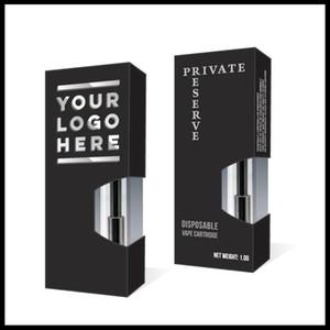 Caja de empaquetado personalizado para el logotipo Todo gruesa Aceite de Vape cartuchos personalizada envase personalizado Caja para la Libertad V9 X5 V5 vaporizador cartuchos