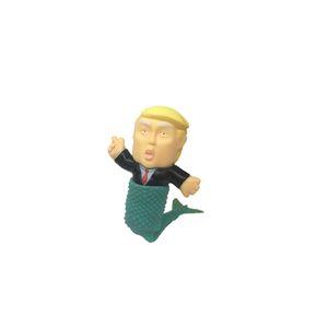 Творческой Зажигалка Обложки игрушка Trump Русалка Slow Восходящей Зажигалка Рукав игрушка Squishy Русалка игрушка благосклонность партия 5styles RRA3102